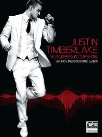 Cover Justin Timberlake - FutureSex / LoveShow - Live From Madison Square Garden [DVD]